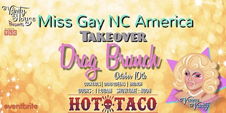 Miss Gay NC America Takeover Drag Brunch tickets