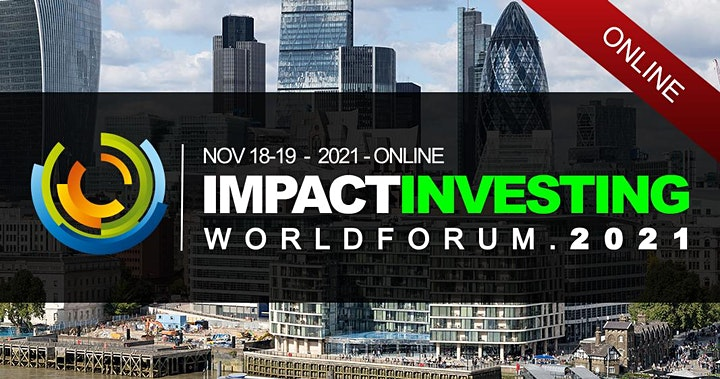 Impact Investing ESG Funds Conference 2021 - Virtual Event (Online) image