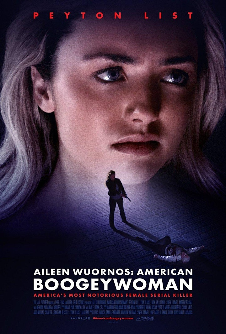 Aileen Wuornos: American Boogeywoman  - Special Presentation image