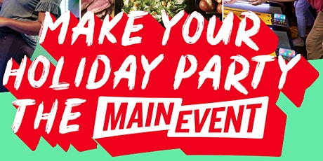 Holiday Party Sneak Peak at Main Event Warrenville tickets