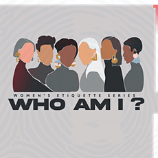 """LadiesT.A.L.K presents """"Who Am I?"""" tickets"""