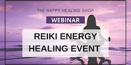 Reiki Energy Healing Event tickets