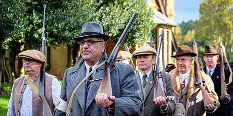 Papplewick Pumping Station 1940s Weekend, Oct 16th-17th tickets