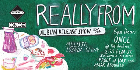 Really From (Album Release Show) tickets