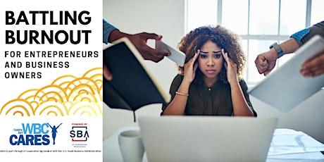 Battling Burnout tickets