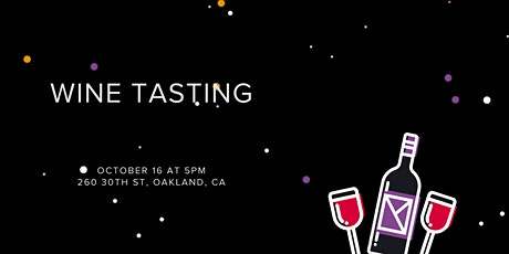 Oakland Wine Tasting tickets