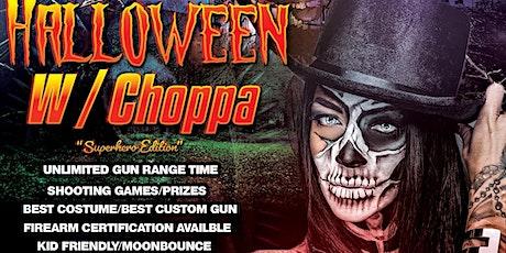 Choppaween tickets