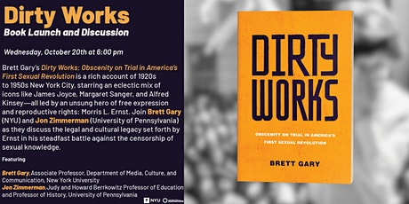 Dirty Works: Book Launch & Discussion tickets