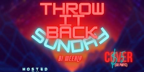 Throw it Back Sunday: Mean Girls night tickets