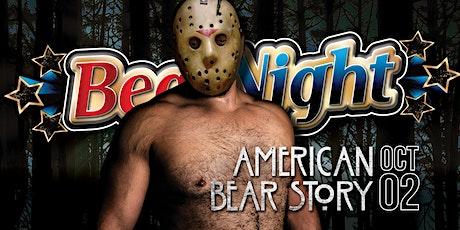 Bear Night: October 2 tickets
