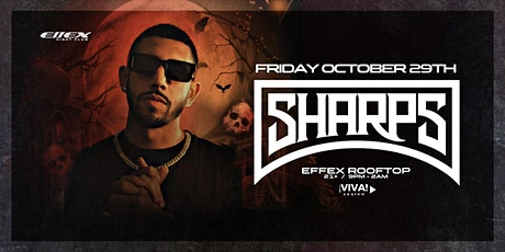SHARPS at Effex Rooftop (Albuquerque, NM) tickets