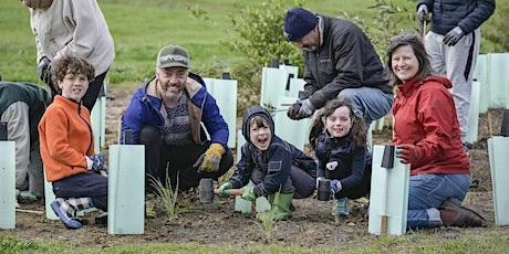 2nd session of community planting on the Moorabool River tickets
