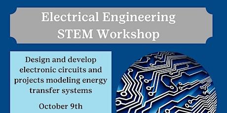 Electrical Engineering STEM Workshop - Sanger tickets