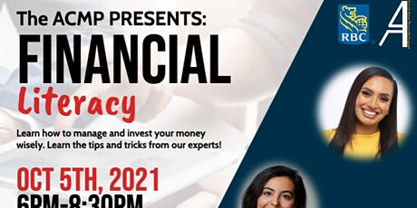4th Annual Financial Literacy event tickets