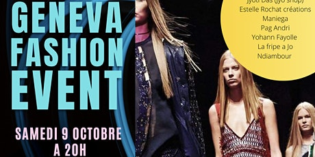 Geneva Fashion Event billets