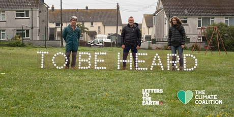WHAT WORLD ARE YOU DREAMING OF ? Write your Letter to the Earth tickets