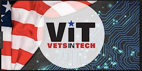 VetsinTech Security+ Bootcamp tickets