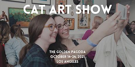Cat Art Show 4: A New Beginning tickets
