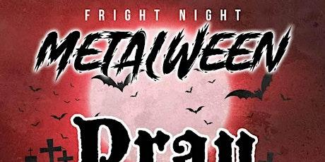 METALWEEN 2021 at Bigs Bar Live tickets