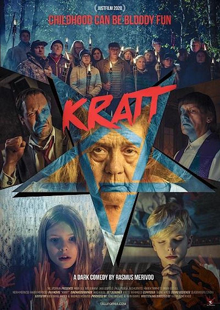 KRATT - US PREMIERE image