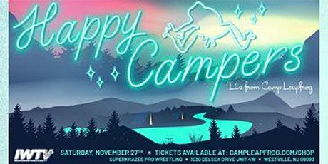 Camp Leapfrog presents: Happy Campers tickets