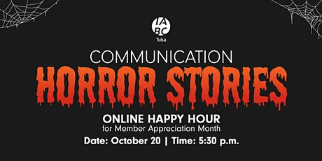 Communication Horror Stories tickets