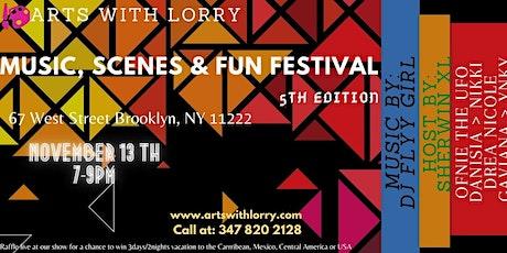 Music, Scenes & Fun Festival 5th Edition tickets