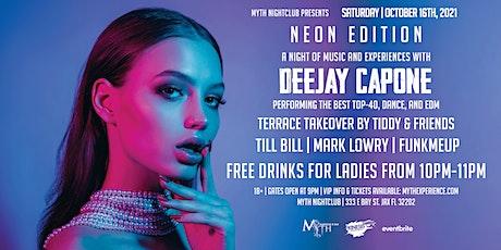 Saturday Night - NEON EDITION at Myth Nightclub | Saturday 10.16.21 tickets