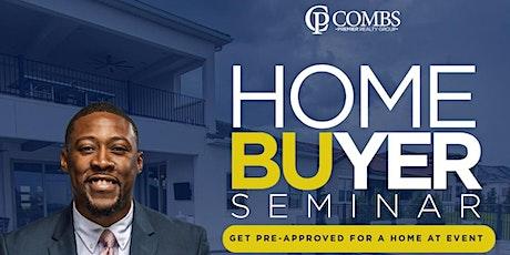 FREE Combs Premier Realty Group of Atlanta Homebuyer Workshop tickets