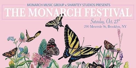 The Monarch Festival tickets
