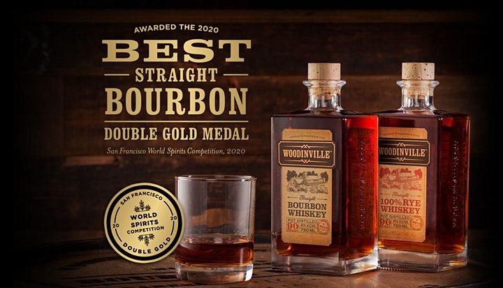 Halloween Whiskey Pairing with Woodinville Whiskey Co. image