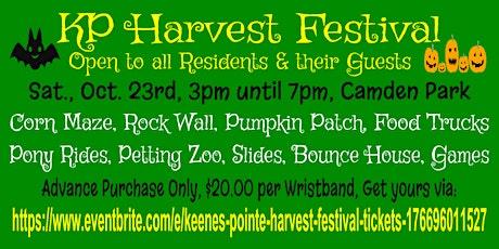 Keene's Pointe Harvest Festival tickets