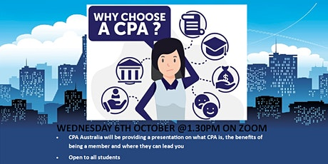 Choose Your Pathway: CPA Australia tickets