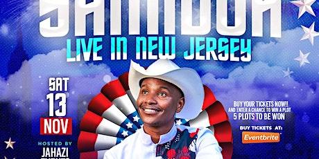 SAMIDOH U.S.A TOUR  - LIVE SHOW , NEW JERSEY tickets
