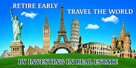 HOW TO INVEST & GROW YOUR RETIREMENT ACCOUNT WITH REAL ESTATE - Intro Pres tickets