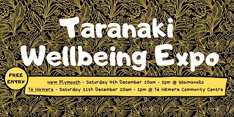Taranaki Wellbeing Expo - New Plymouth tickets
