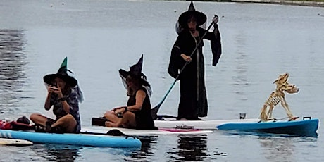 3rd Annual Witches and Reapers Paddle tickets