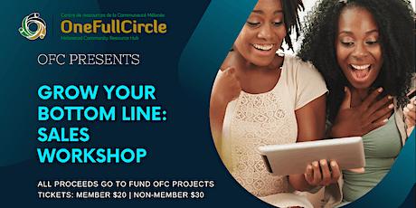 Grow your bottom line: sales workshop billets