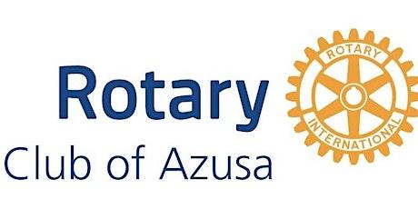 Azusa Rotary Texas Hold'Em, Bingo and Dinner tickets