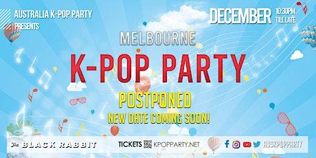 [Postponed] Melbourne Monthly K-Pop Party December 2021 tickets