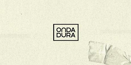 Apresentação Onda Dura | Porto bilhetes