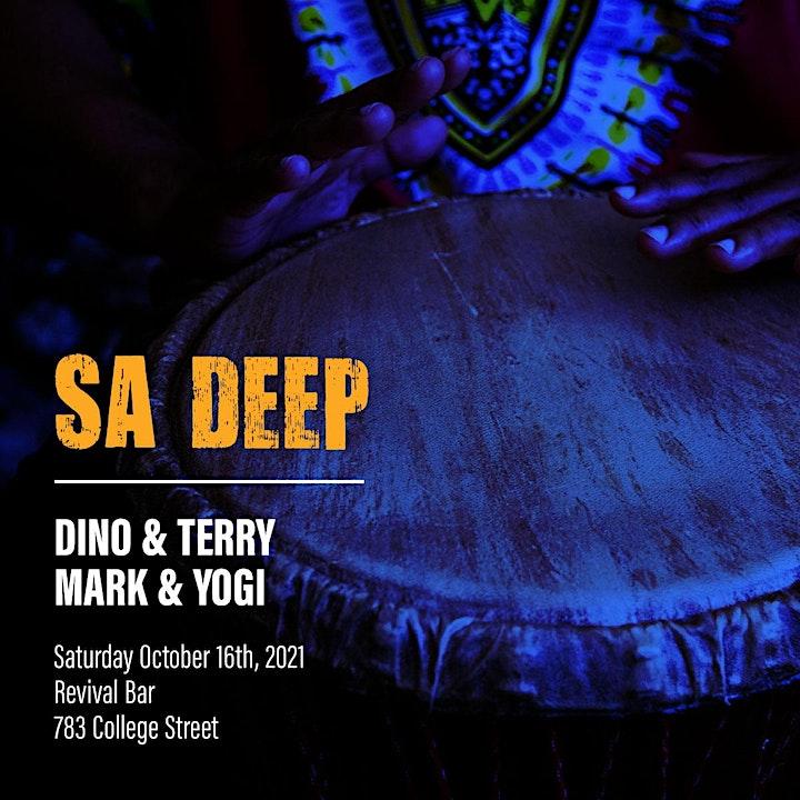 SA Deep Welcome Back Party image