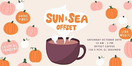 Sun & Sea Halloween at Offset tickets