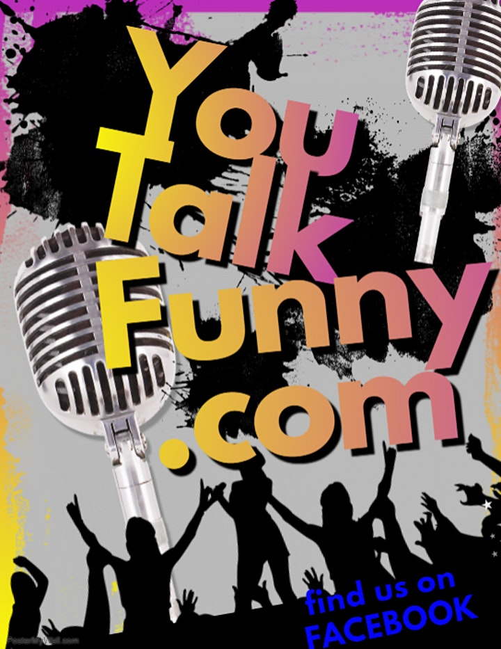 You Should try Stand up Comedy -Online Weekly Workshop image