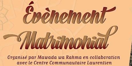 Rencontre au Centre Communautaire  Laurentien tickets