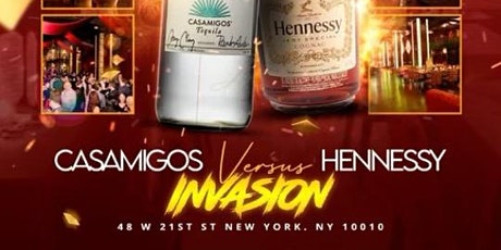 Casamigos vs Hennessy @ Status Fridays : Everyone Free Entry with Rsvp tickets