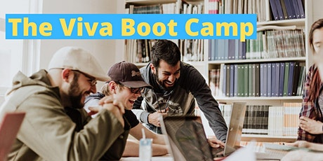 Viva Boot Camp ONLINE - The Advanced Course tickets