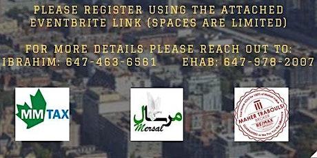 Lebanese in GTA Social Gathering tickets