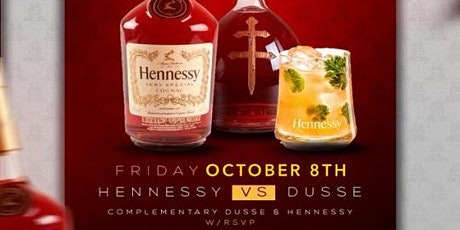 Hennessy vs Dusse @ Status Fridays : Everyone Free Entry with Rsvp tickets