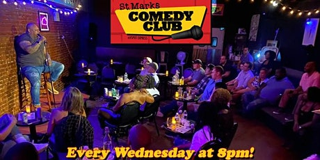 *FREE ENTRY* Speakeasy Stand Up Show WEDNESDAYS on St.Marks Place! tickets
